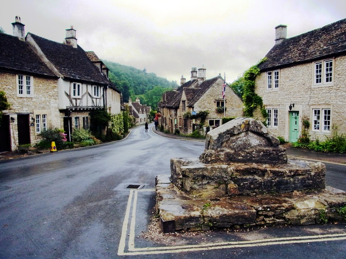 イギリスの美しい村 カッスルクーム_d0116009_5463938.jpg