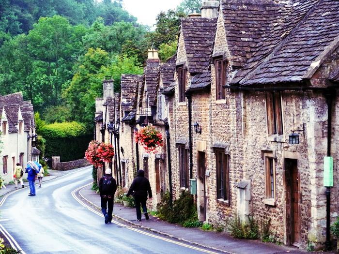 イギリスの美しい村 カッスルクーム_d0116009_5474626.jpg