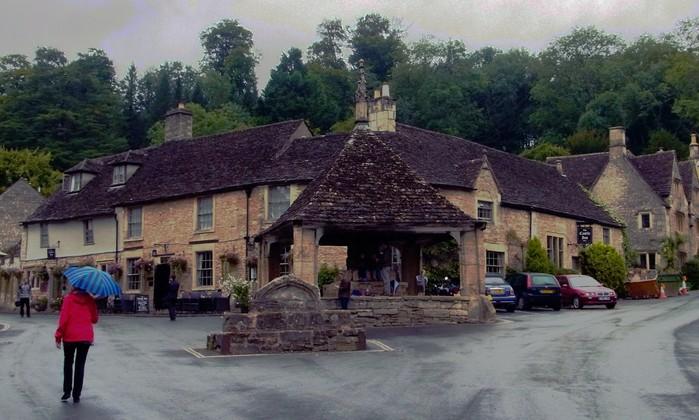 イギリスの美しい村 カッスルクーム_d0116009_5481252.jpg