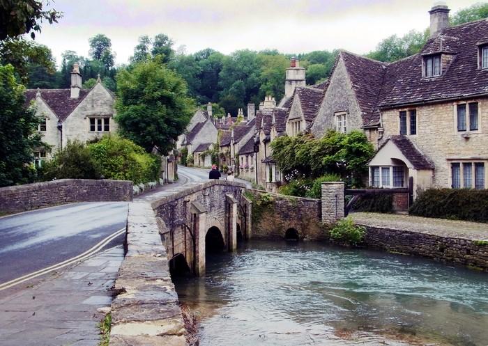 イギリスの美しい村 カッスルクーム_d0116009_5483079.jpg