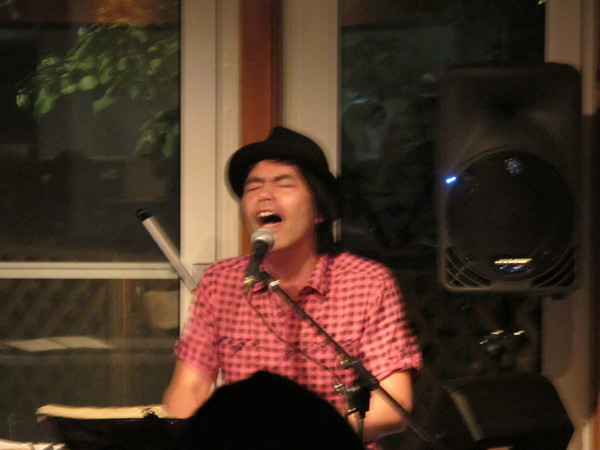 七夕 ピアノ☆ライブ! 報告です。_e0239118_19321869.jpg