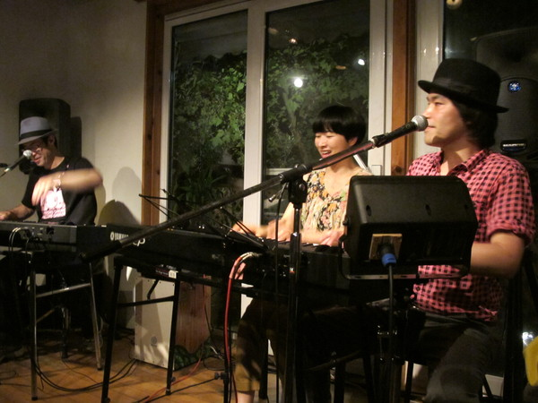 七夕 ピアノ☆ライブ! 報告です。_e0239118_19335512.jpg