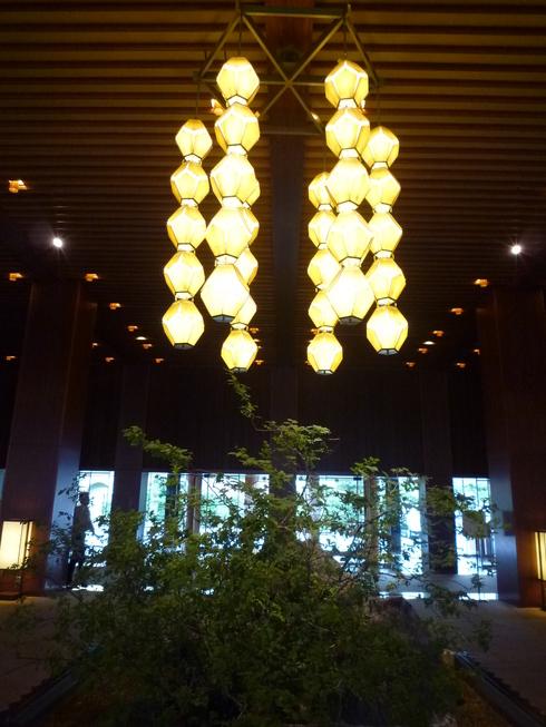 笹のは さらさら。。。ホテルオークラ東京の七夕様と 我が家で 優しいお茶の時間です♪。*。:☆.† _a0053662_2373962.jpg