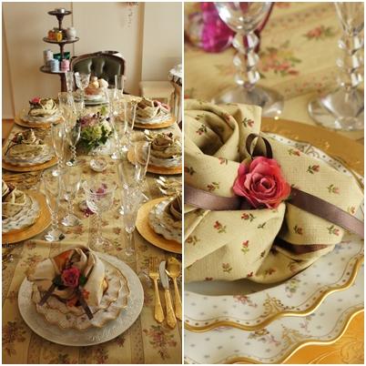 薔薇のお茶会 モナコの想いでとともに・・_e0236480_944257.jpg