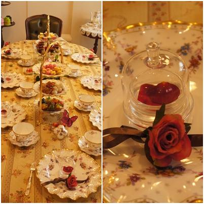 薔薇のお茶会 モナコの想いでとともに・・_e0236480_9455150.jpg