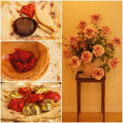 薔薇のお茶会 モナコの想いでとともに・・_e0236480_9461125.jpg