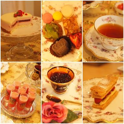 薔薇のお茶会 モナコの想いでとともに・・_e0236480_9464993.jpg