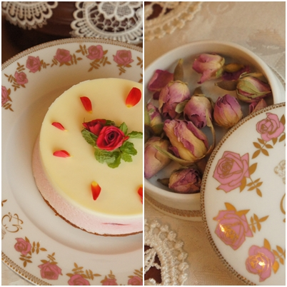 薔薇のお茶会 モナコの想いでとともに・・_e0236480_9471312.jpg