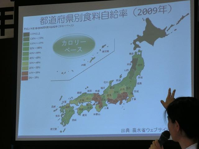 「日本人の食」が世界の環境に影響  富士市STOP温暖化地域協議会_f0141310_75934100.jpg