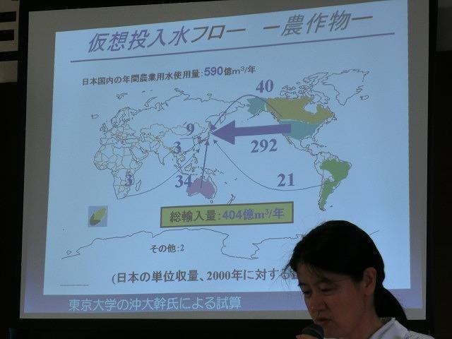「日本人の食」が世界の環境に影響  富士市STOP温暖化地域協議会_f0141310_805116.jpg
