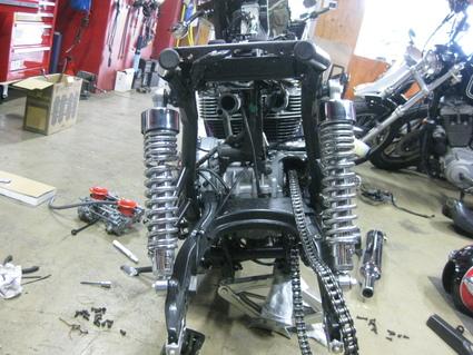 ボンネビルT100レーサー 製作中!_e0325011_19241016.jpg