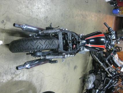 ボンネビルT100レーサー 製作中!_e0325011_19244983.jpg
