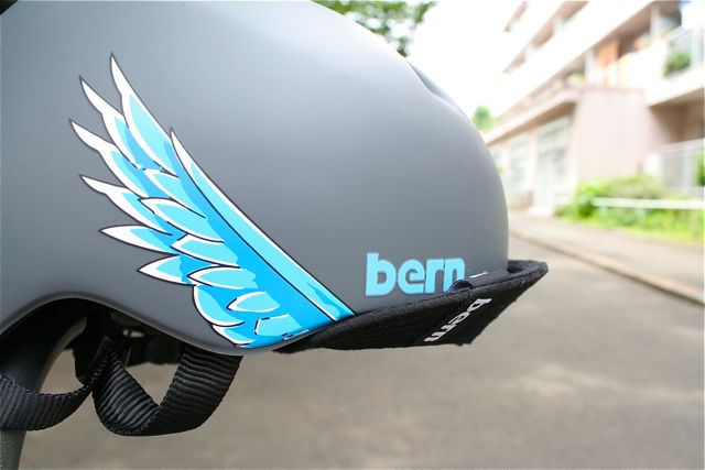 bern KIDS newヘルメット バーン NINO キッズ_b0212032_2112312.jpg