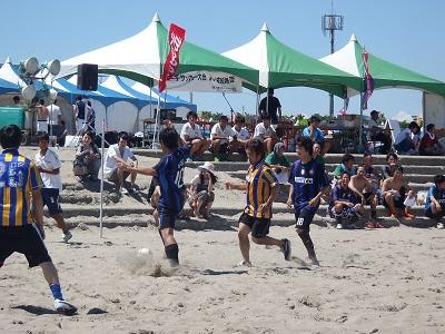 第29回きらっせ祭り&ビーチサッカー大会_f0229750_1225514.jpg