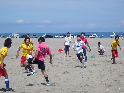 第29回きらっせ祭り&ビーチサッカー大会_f0229750_1232352.jpg
