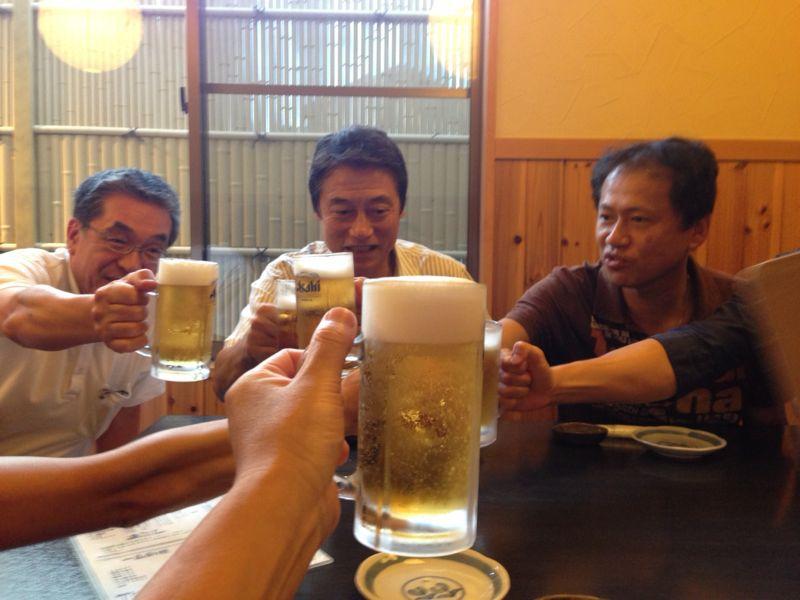 野尻先生&濱口先生を囲む会 in とり重さん_c0110051_17324256.jpg