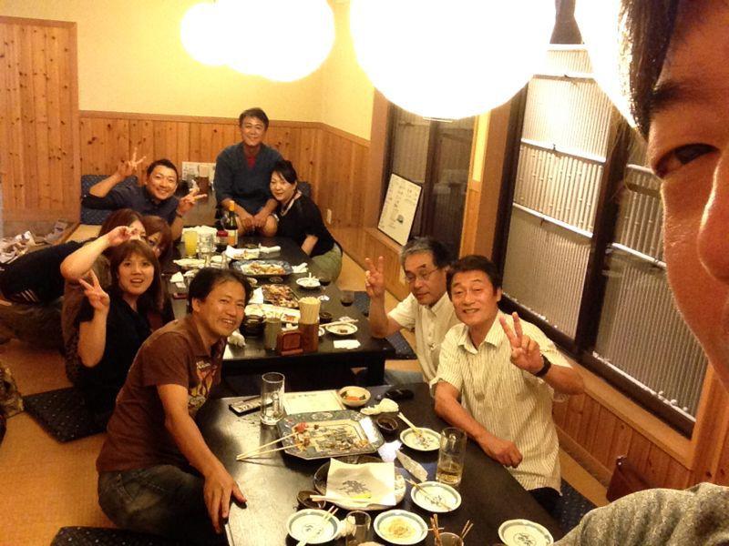 野尻先生&濱口先生を囲む会 in とり重さん_c0110051_17324910.jpg