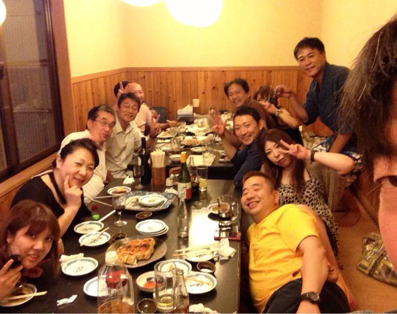 野尻先生&濱口先生を囲む会 in とり重さん_c0110051_17325198.jpg
