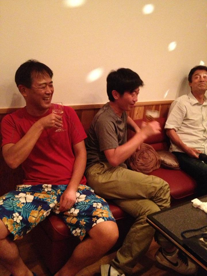 野尻先生&濱口先生を囲む会 in とり重さん_c0110051_17431519.jpg