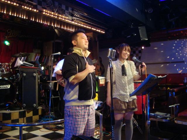 西新宿「ライブハウス 新宿21世紀」へ行く。_f0232060_21491.jpg