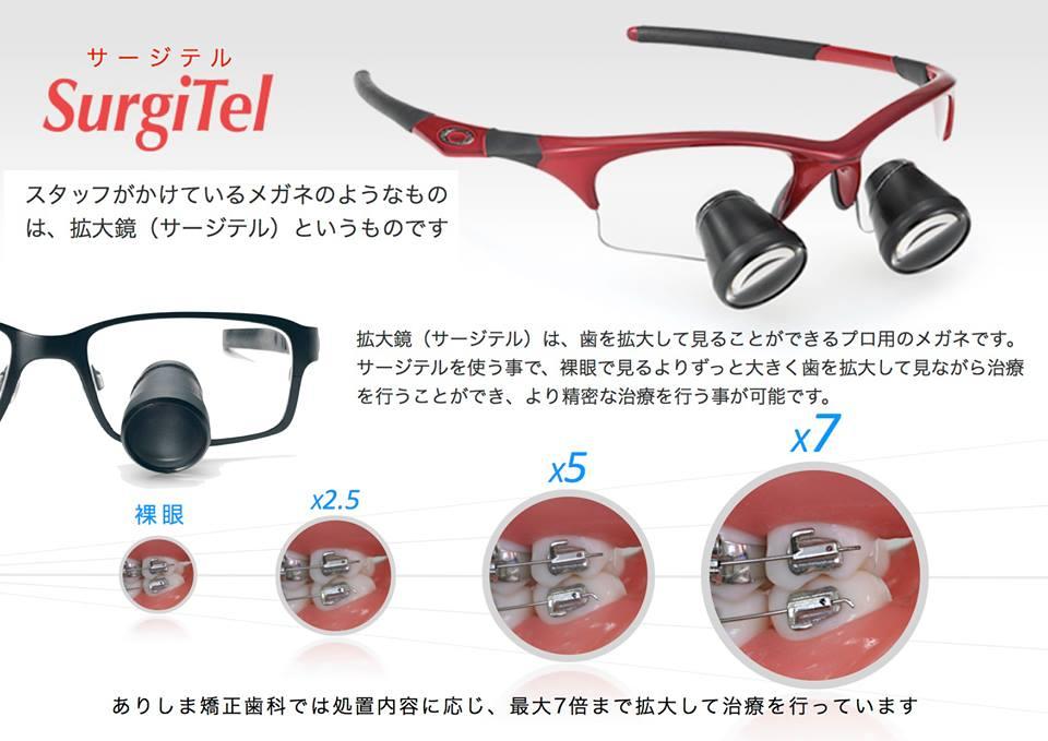 診療に使っているメガネは拡大鏡というものです_e0025661_1248727.jpg