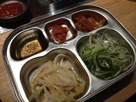 新大久保で有機野菜(サンパ)を楽しむ_b0060363_17331297.jpg