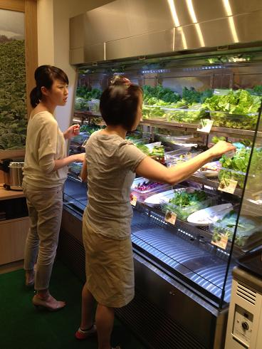 新大久保で有機野菜(サンパ)を楽しむ_b0060363_17344575.jpg