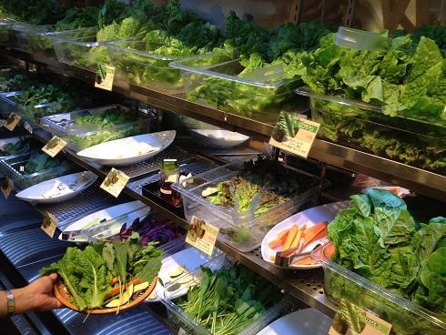 新大久保で有機野菜(サンパ)を楽しむ_b0060363_17371632.jpg