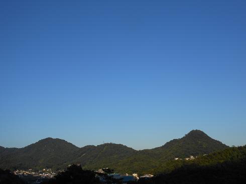 梅雨明けの青い空_e0175370_22311571.jpg
