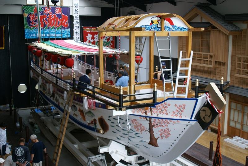 漁業歴史資料館「よう・そろー」近日リニューアルオープン 北茨城市_b0183886_133434.jpg