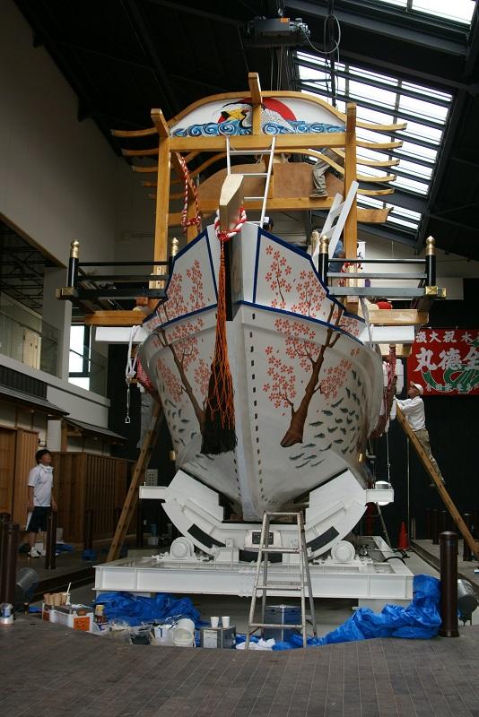 漁業歴史資料館「よう・そろー」近日リニューアルオープン 北茨城市_b0183886_1364916.jpg