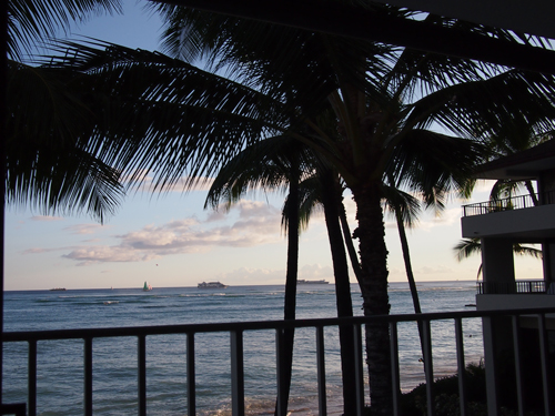 ハワイ♪  La Mer _e0154202_12171290.jpg