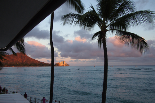 ハワイ♪  La Mer _e0154202_12182159.jpg