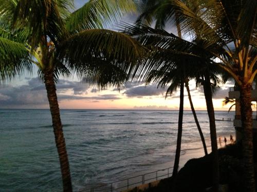 ハワイ♪  La Mer _e0154202_12193251.jpg