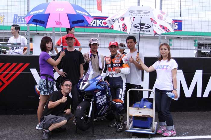 2013 SUGOミニバイク6時間耐久レース②_d0067418_14332062.jpg