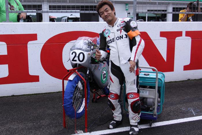 2013 SUGOミニバイク6時間耐久レース②_d0067418_1433471.jpg