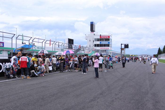 2013 SUGOミニバイク6時間耐久レース②_d0067418_14342346.jpg
