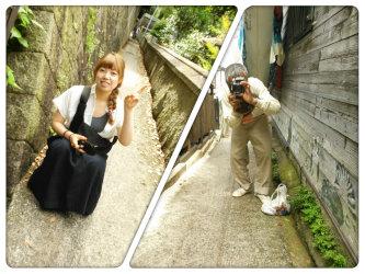 坂道と猫IN尾道_e0176128_16161917.jpg