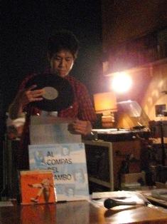 安藤明子「12」リリース記念・ここはどこかツアー 京都編_e0230141_15352140.jpg