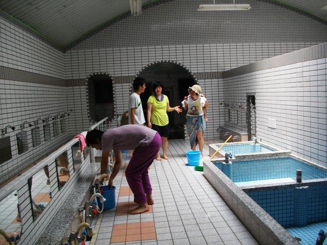 第2回 ふろ本市 @錦湯 お風呂掃除篇_e0230141_16324826.jpg