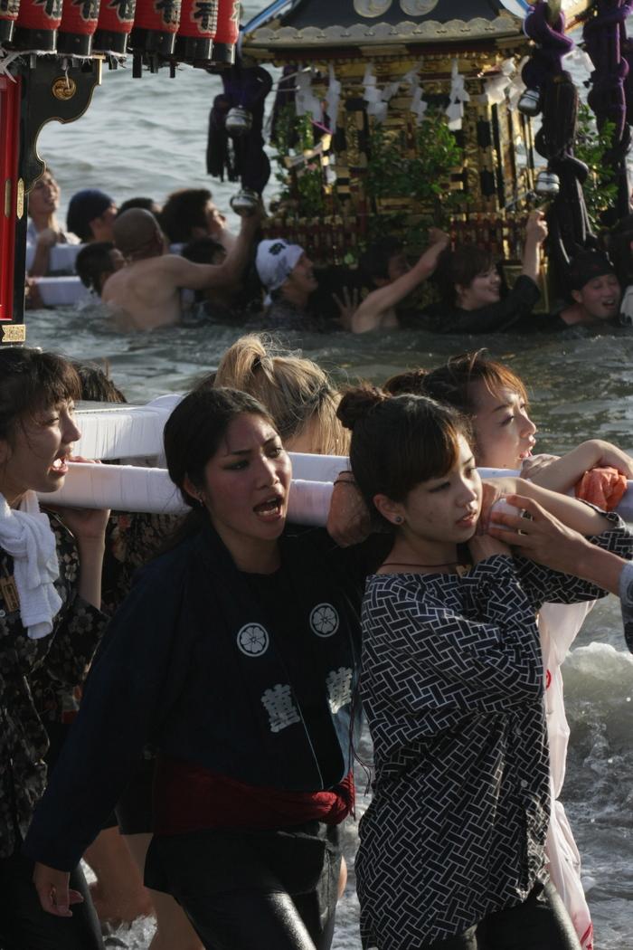 秋谷神明社御祭禮 2013 神輿-2_f0156448_22555373.jpg