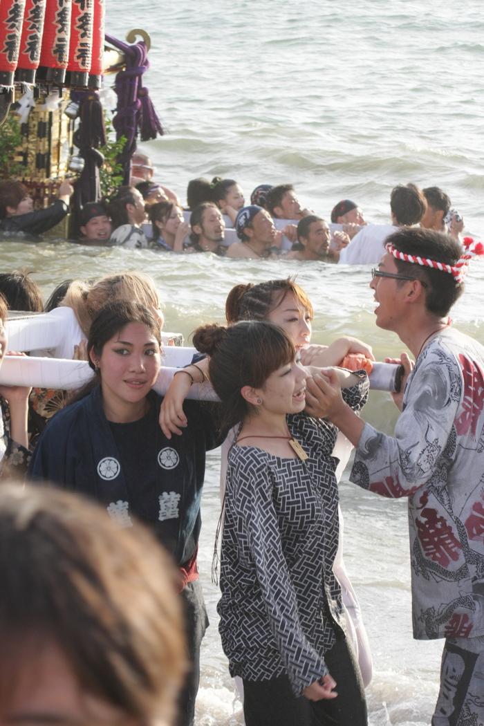 秋谷神明社御祭禮 2013 神輿-2_f0156448_22572515.jpg