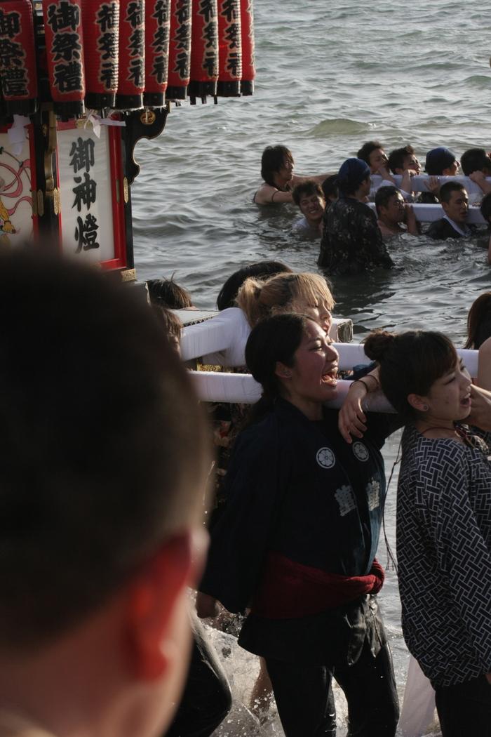 秋谷神明社御祭禮 2013 神輿-2_f0156448_22574214.jpg