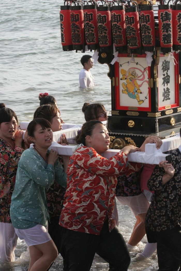 秋谷神明社御祭禮 2013 神輿-2_f0156448_22575890.jpg