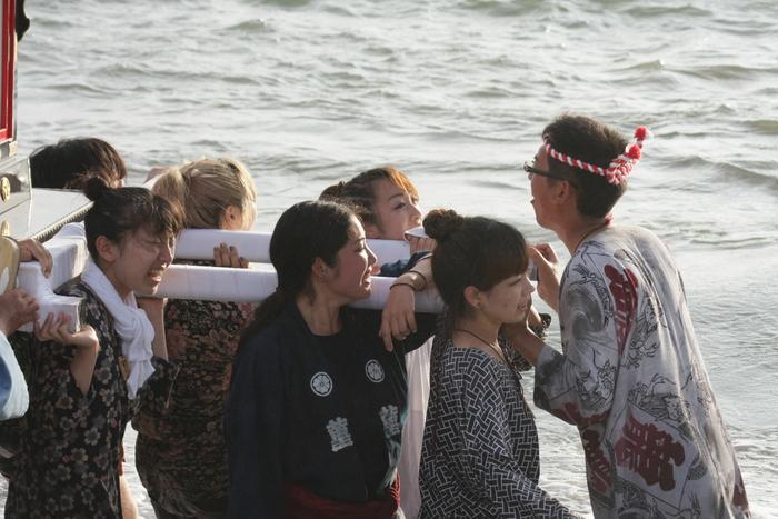 秋谷神明社御祭禮 2013 神輿-2_f0156448_22595424.jpg