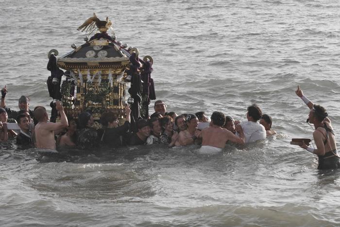 秋谷神明社御祭禮 2013 神輿-2_f0156448_2302764.jpg