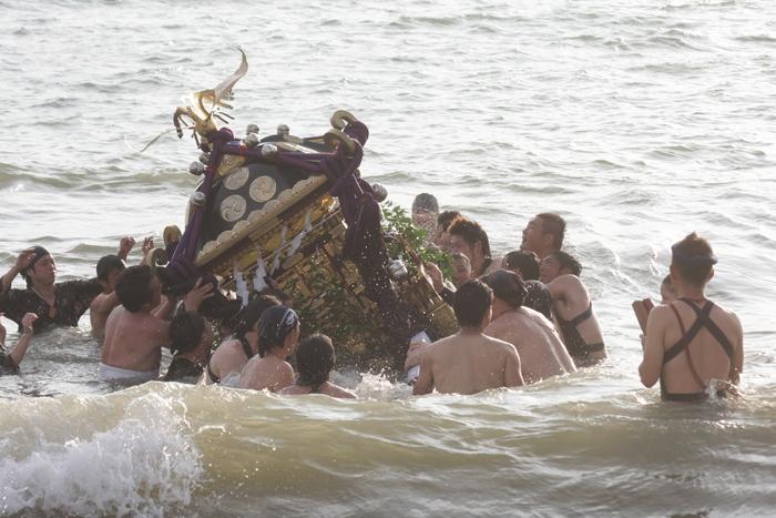 秋谷神明社御祭禮 2013 神輿-2_f0156448_23115385.jpg