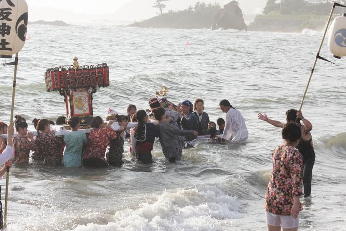 秋谷神明社御祭禮 2013 神輿-2_f0156448_2312939.jpg
