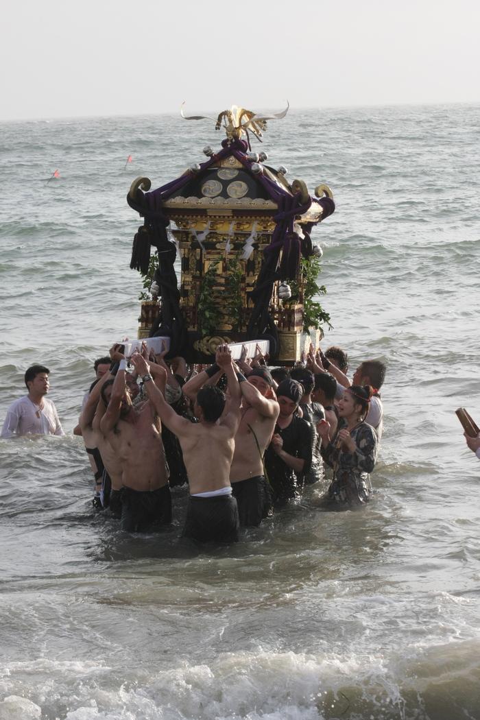 秋谷神明社御祭禮 2013 神輿-2_f0156448_23135637.jpg