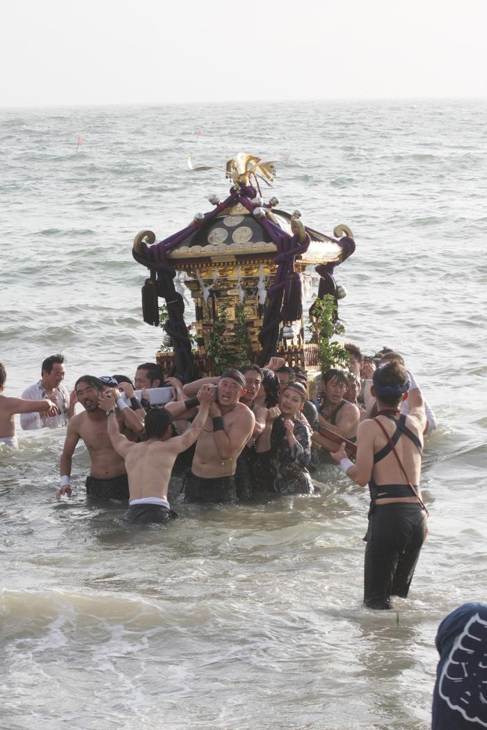 秋谷神明社御祭禮 2013 神輿-2_f0156448_23144125.jpg